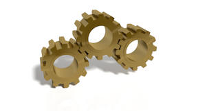 integrated gears