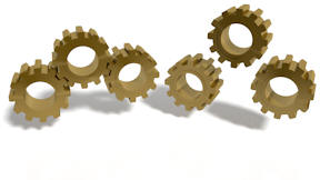 integrated not integrated gears